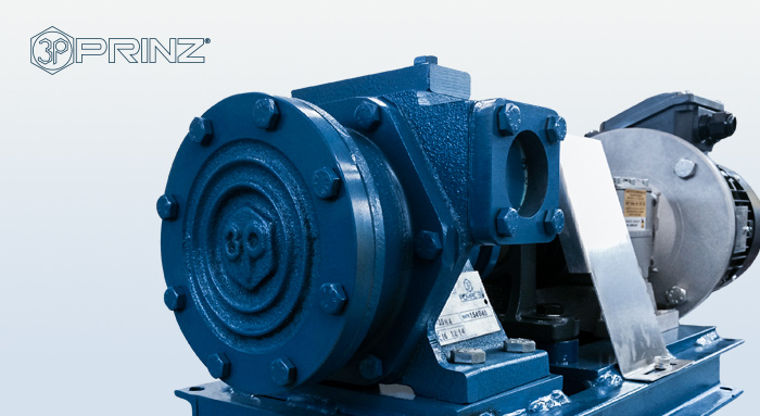 Hollow Disk Rotary Vane Series